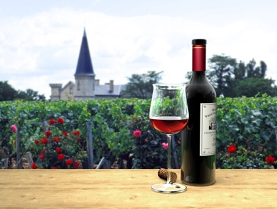 Bordeaux winery