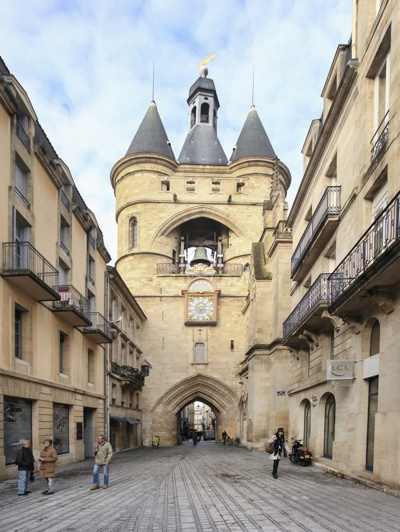 The Gosse Cloche in Bordeaux