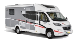 French rental RV